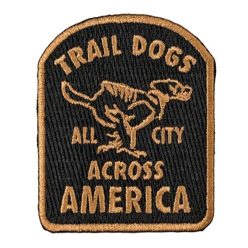All City Trail Dogs Across America Patch